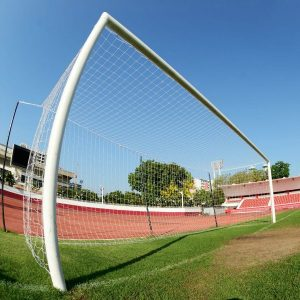 full size box shaped goal nets
